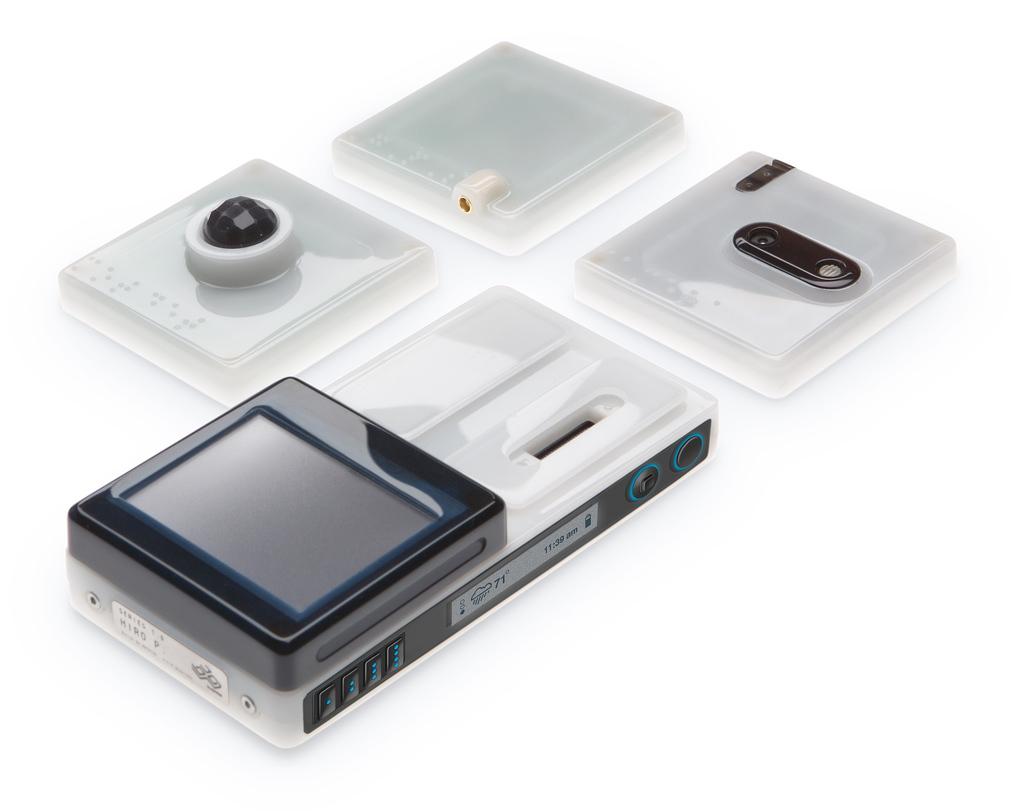 BUGLABS modular conencted sensors, the originator of the internet of things