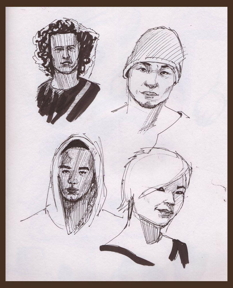 5-minute Faces