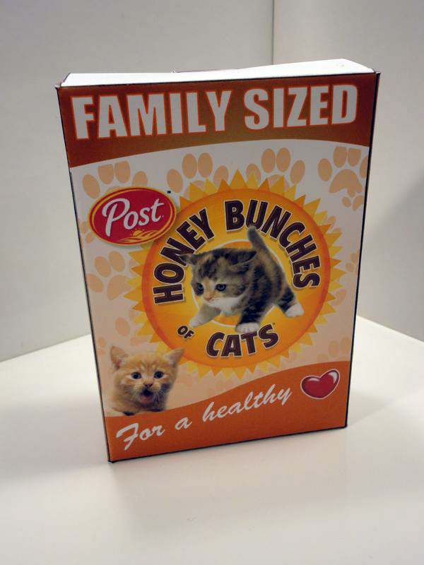 Cereal Box Front