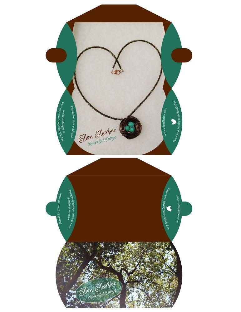 Ellen Ellerbee Jewelry Packaging 1