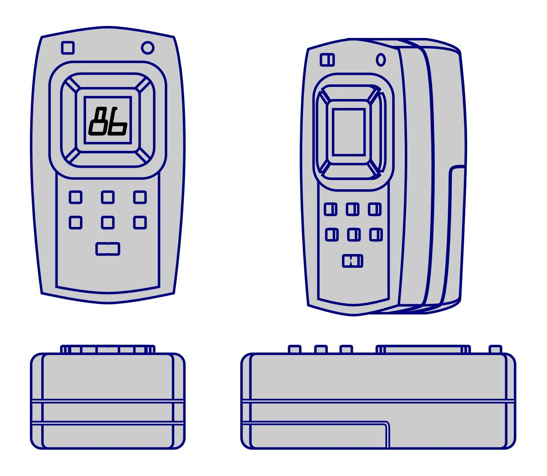 AC Remote Multiview