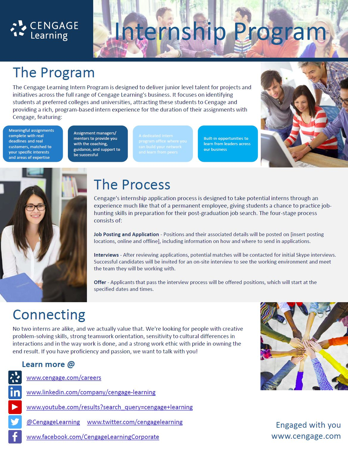 Internship Program Overview