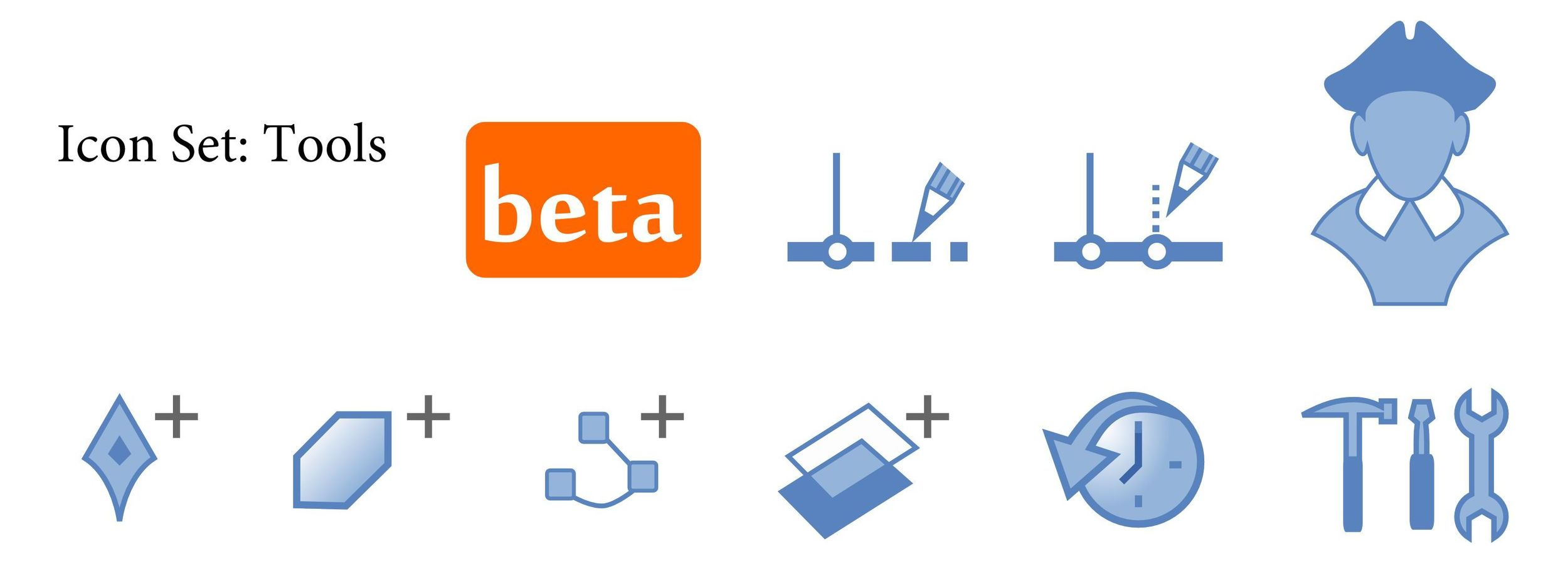 Icon Set: Tools