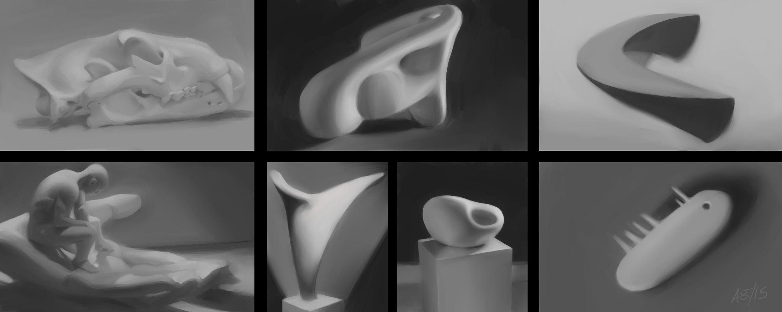 Sculptures 5
