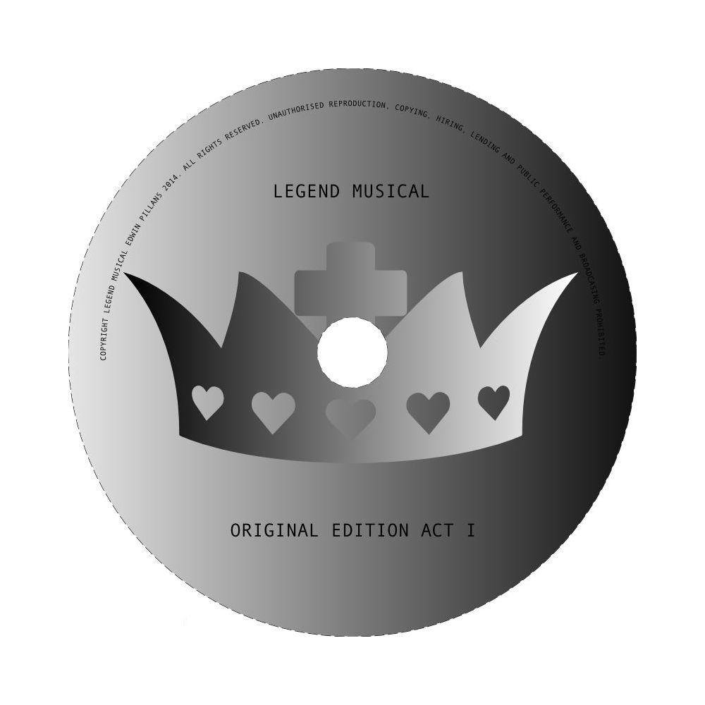 Album Disc (Original)