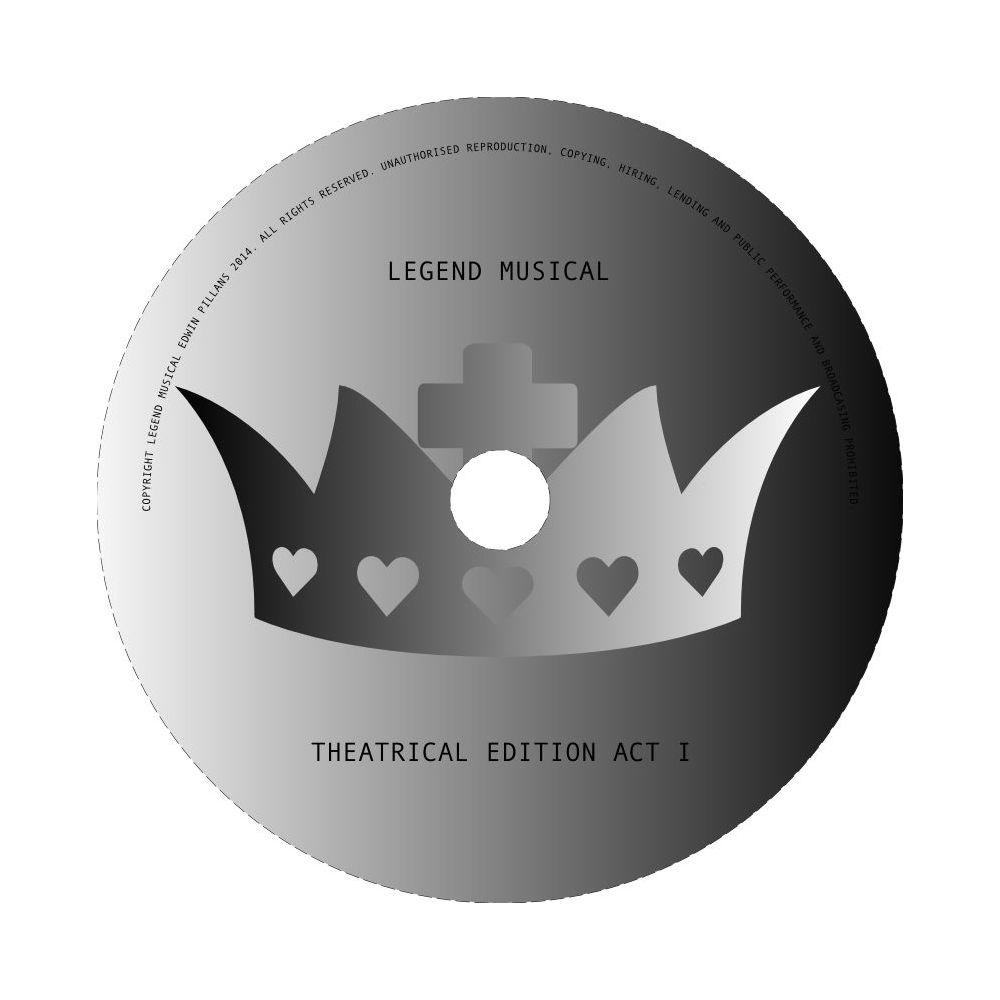 Album Disc (Theatrical)
