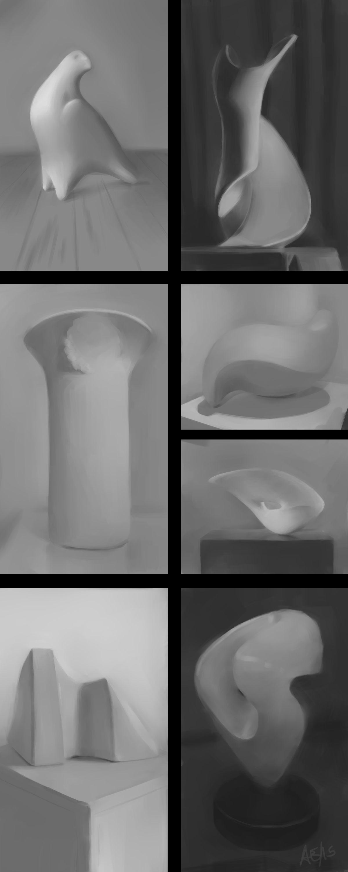 Sculptures 6