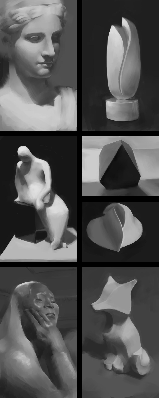 Sculptures 9