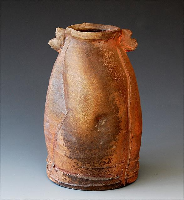 woodfired 59 ( vase ) 6.5 x 4.25 x 4.25 inches