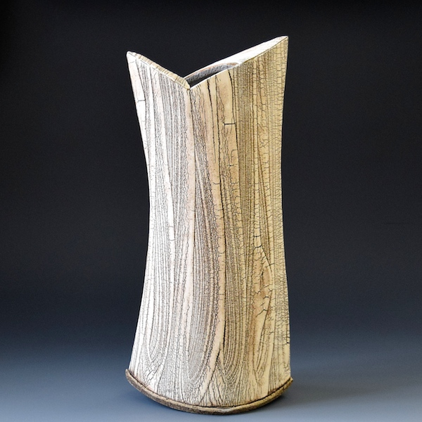 wr-42 Vase / Sculpture $425 8 x 5 x 17 inches