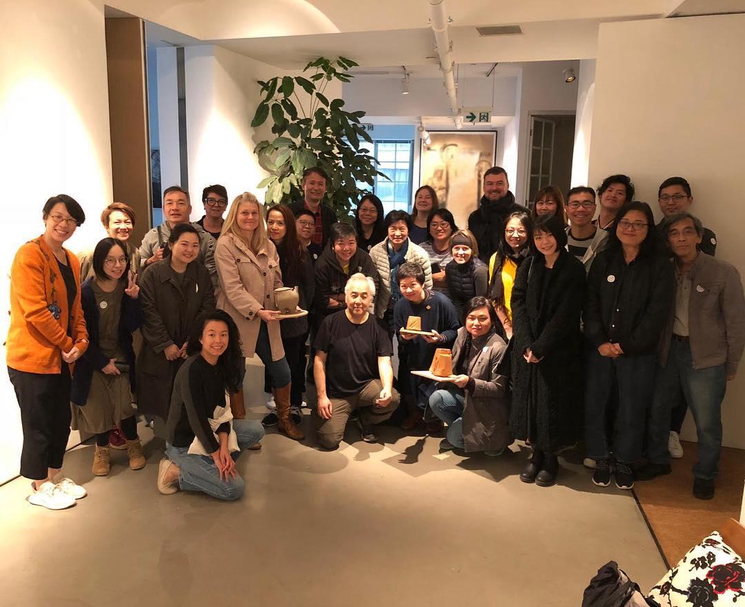 LUMP Studio in Hong Kong 2019