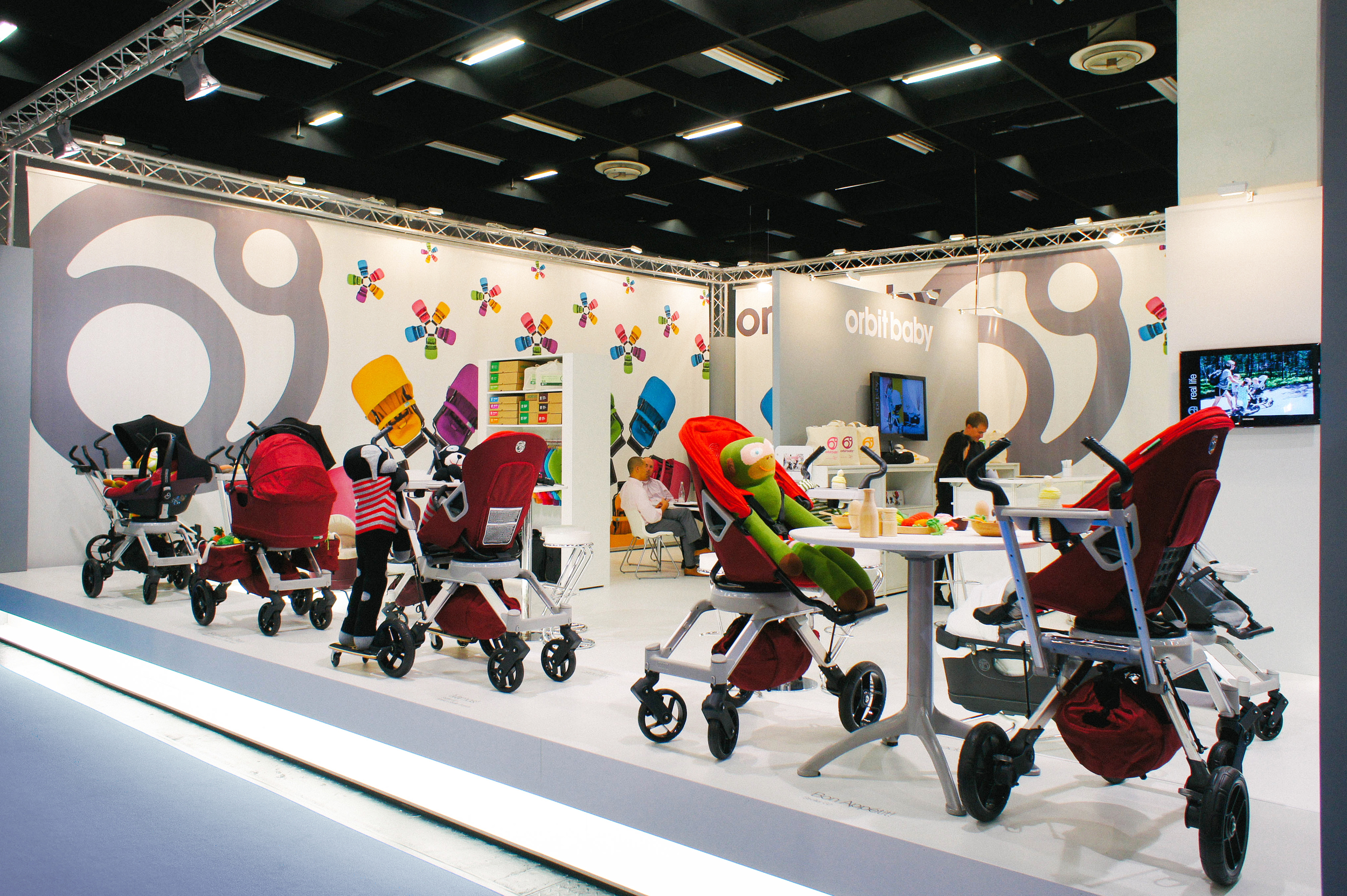 Kind+Jugend Tradeshow, Cologne, Germany