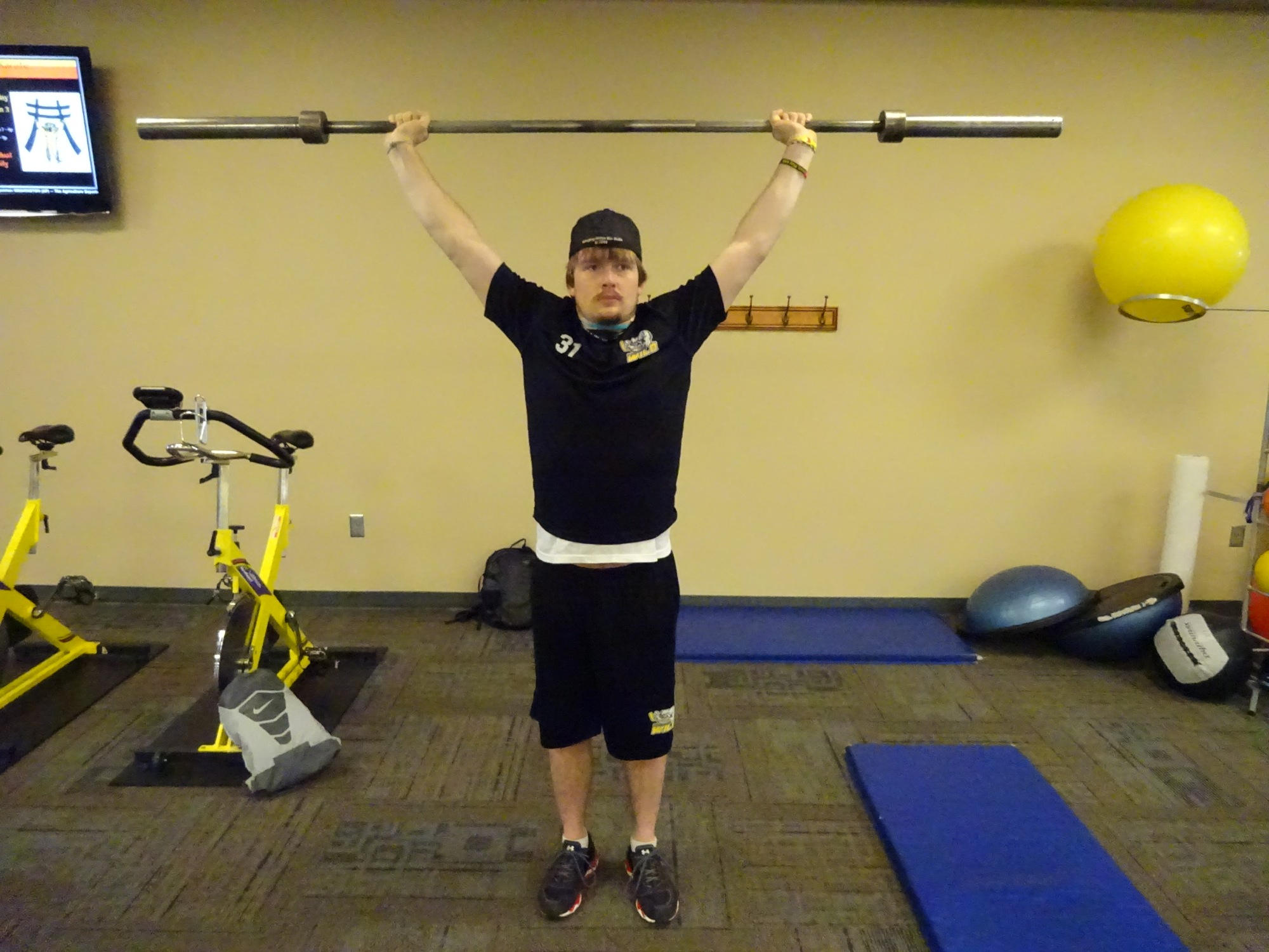 Barbell Overhead Shrug End.JPG