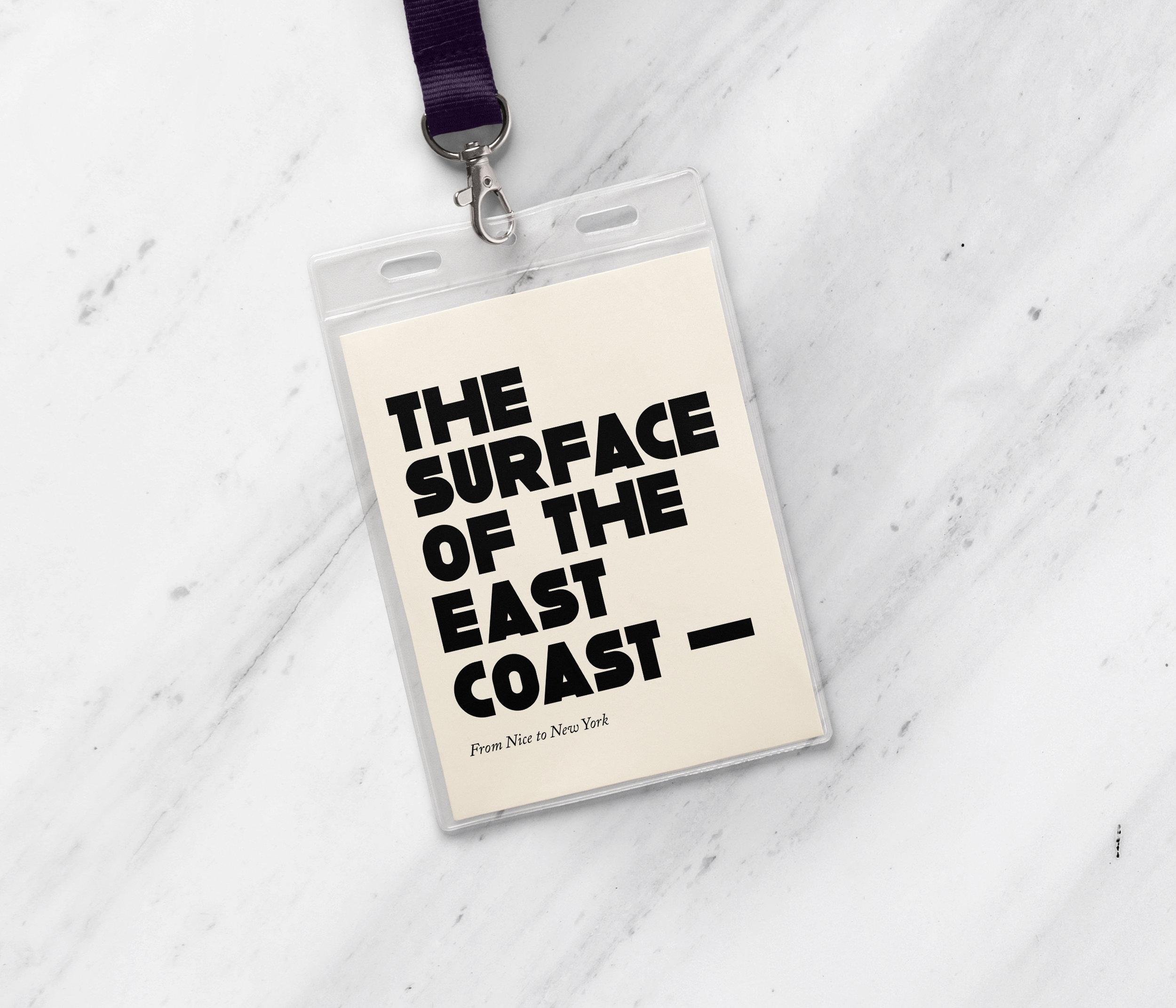 Support Surface Nice Design card holder