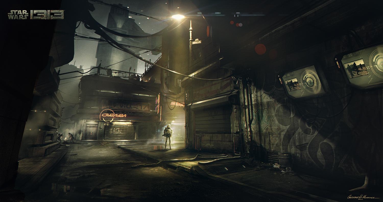 1313 Back Alley