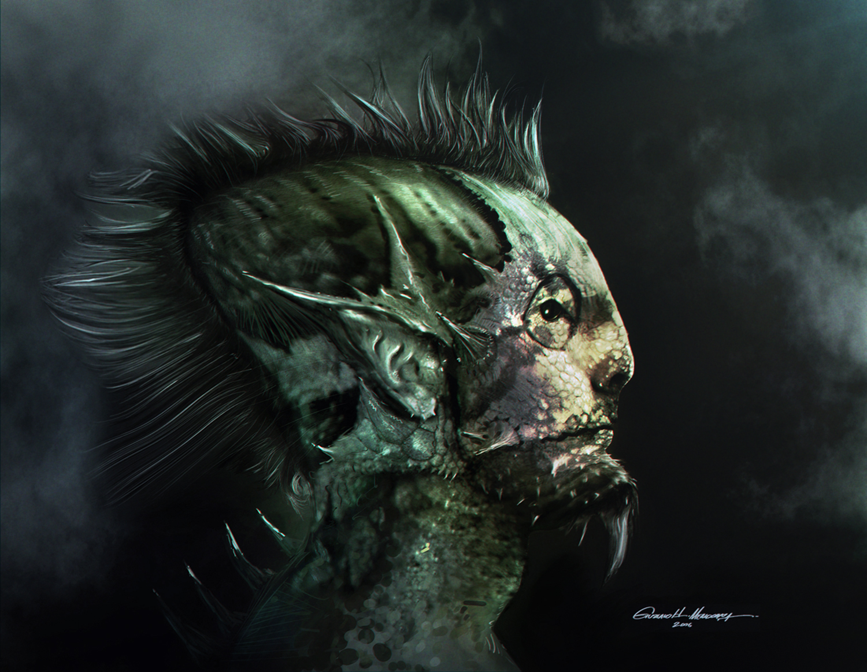 Hybrid Creature One