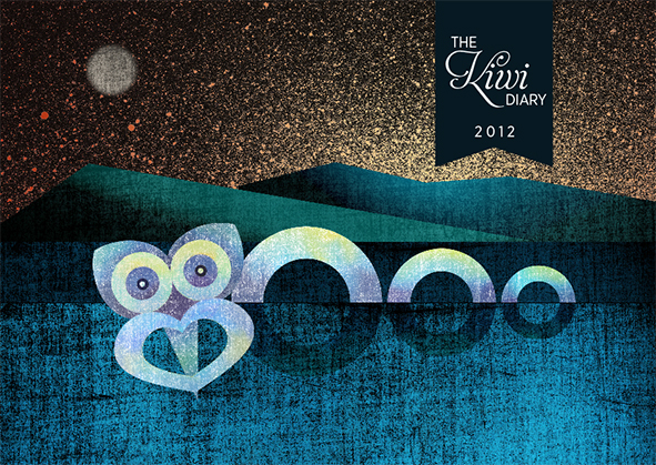 KD12 cover, designer: Anna Fawdray
