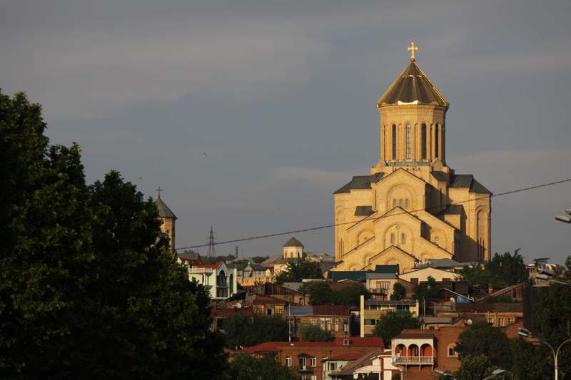 The main church in the city