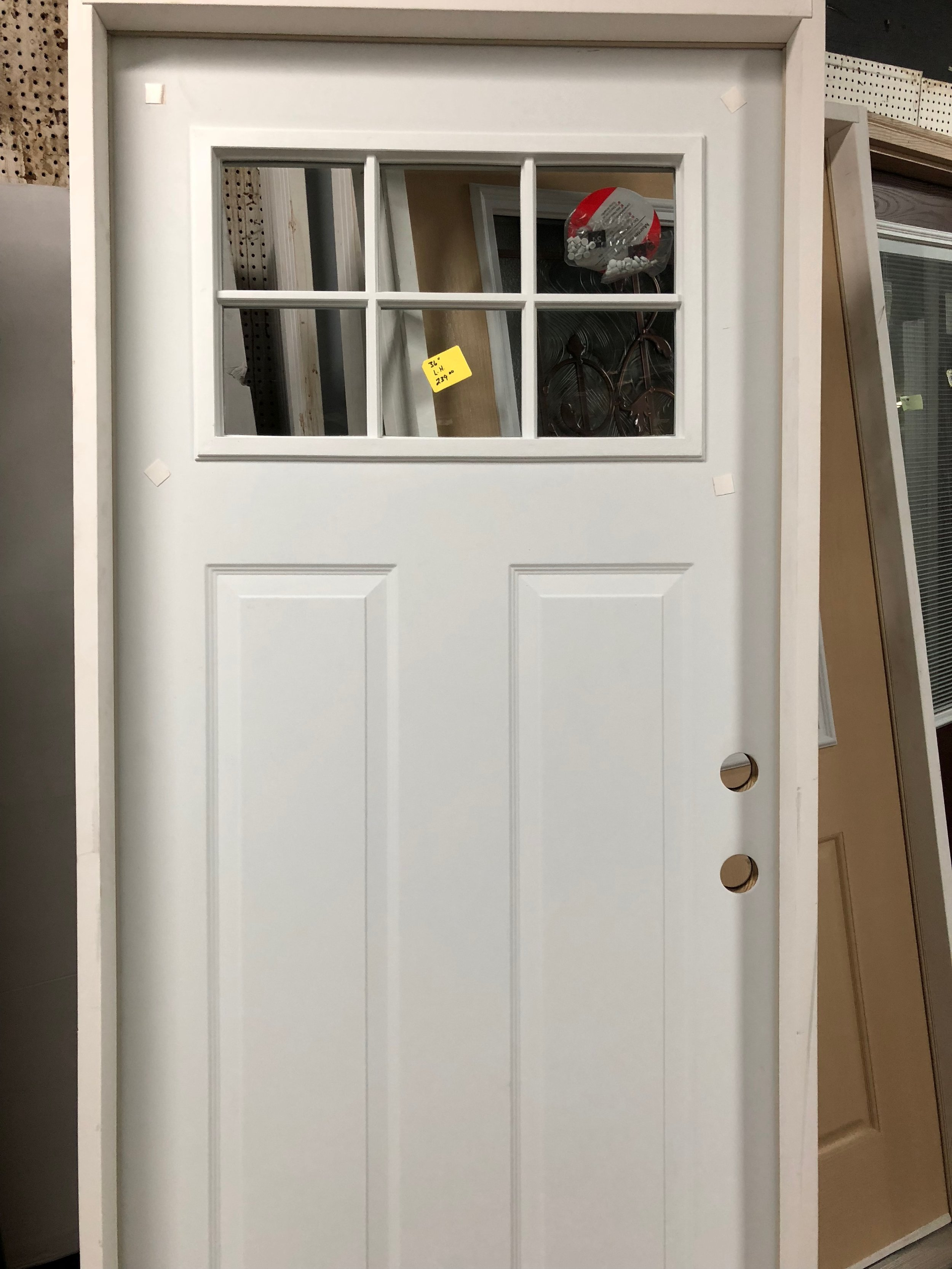 External Doors New Home Improvement Products At Discount