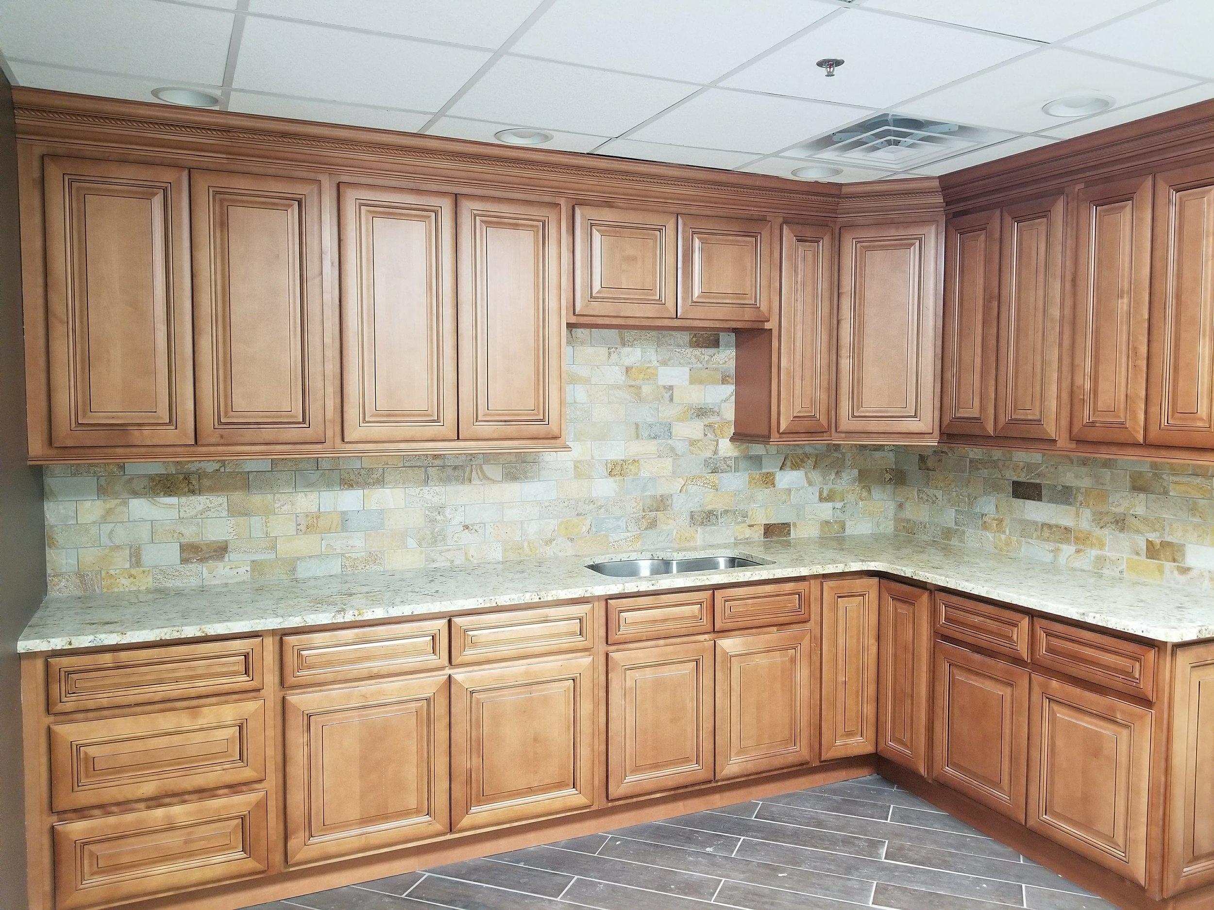 Sienna Cabinets