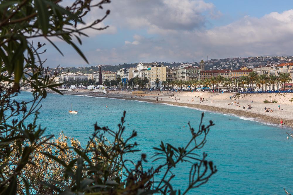 Exemple de photo d'un guide touristique sur Nice. | © Sébastien Borda www.sebastienborda.com