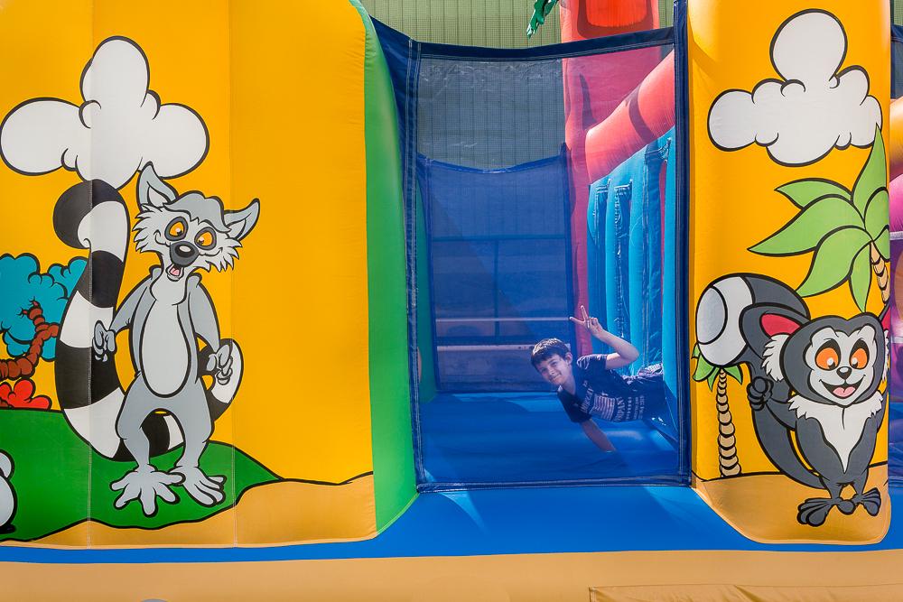 Jeux pour enfants. Brésil en privé. 2014. © Sébastien Borda