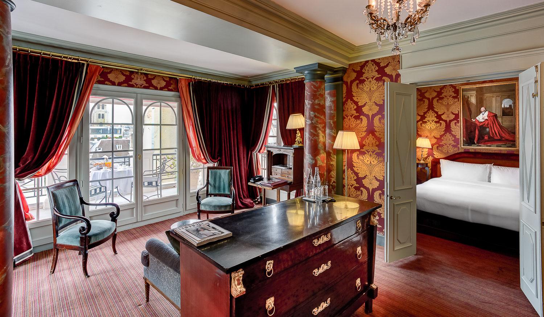 photographe hotellerie Paris | Sébastien Borda photographe corporate et entreprises Paris