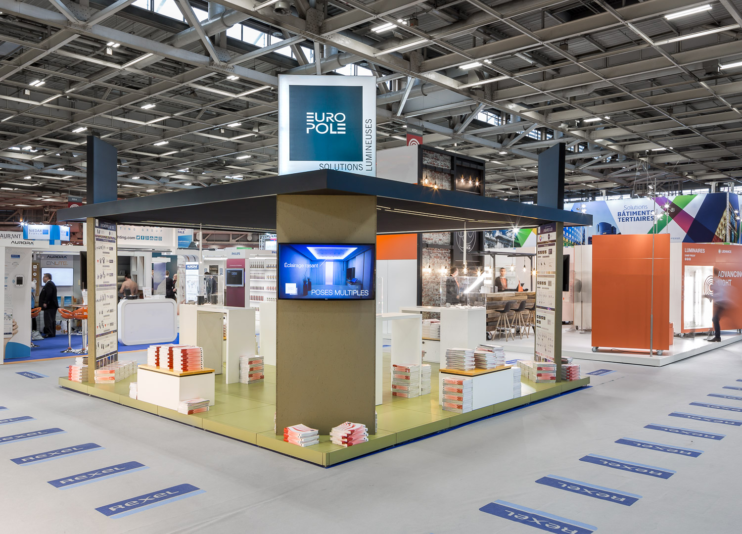 Copy of Salon Rexel Expo 2017 Stand Europole