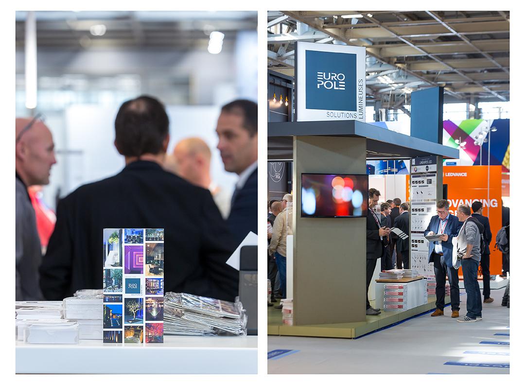 exemple de photographies réalisées sur l'activité d'un stand lors d'un salon professionnel. © Sébastien Borda . www.sebastienborda.com