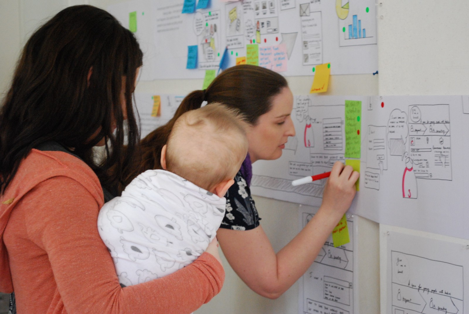 Coming to a workshop near you: design thinking babies