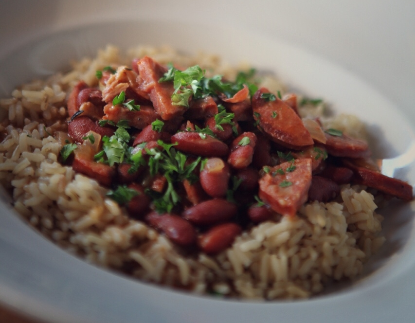 Small Plate Special: Creole Red Beans & Rice