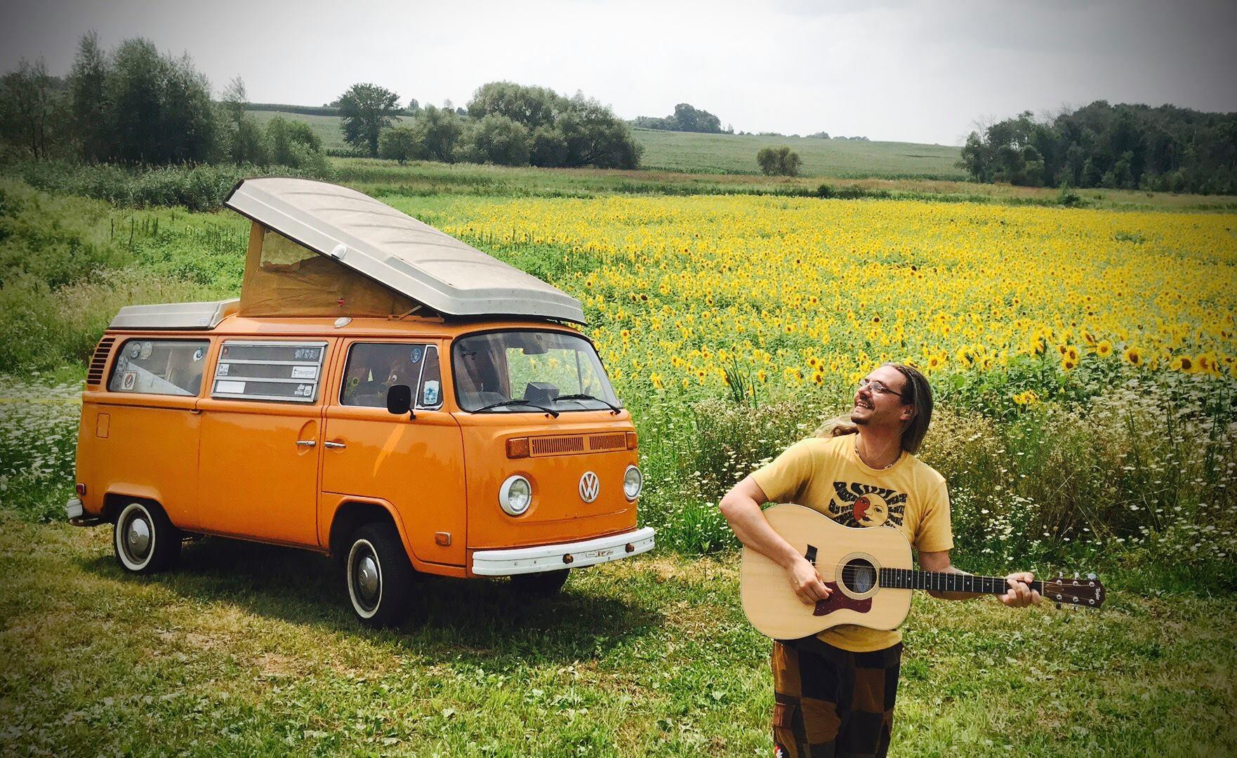 Nicholas James Thomasma with van.jpg