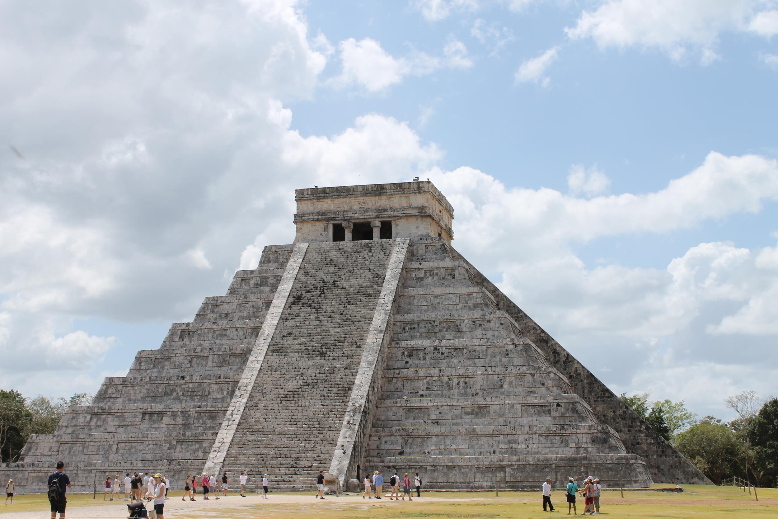 Chichen Itzá Ruins