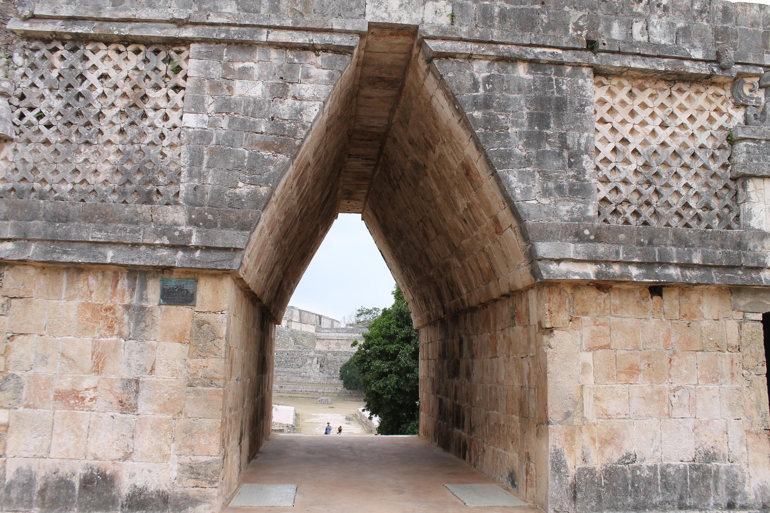 Classis Mayan Arch, Uxmal