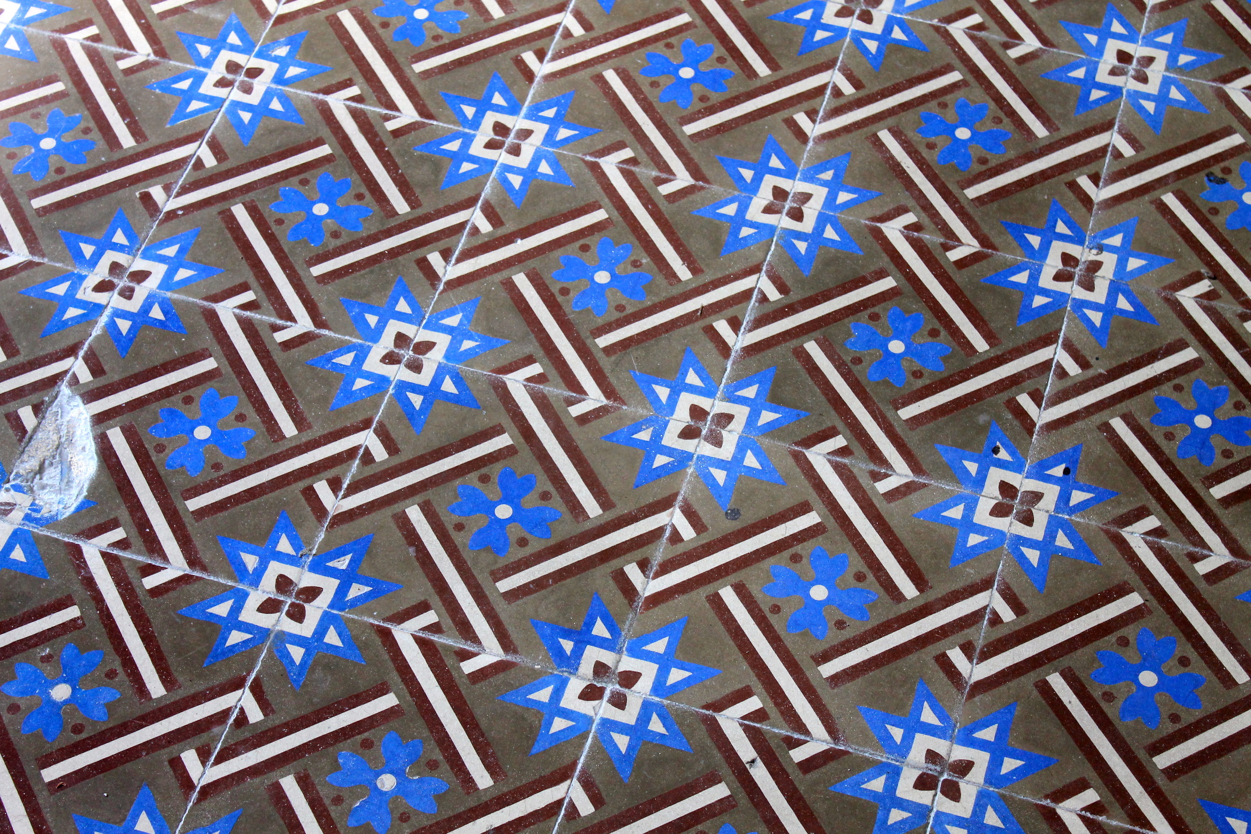 Pasta tile floors