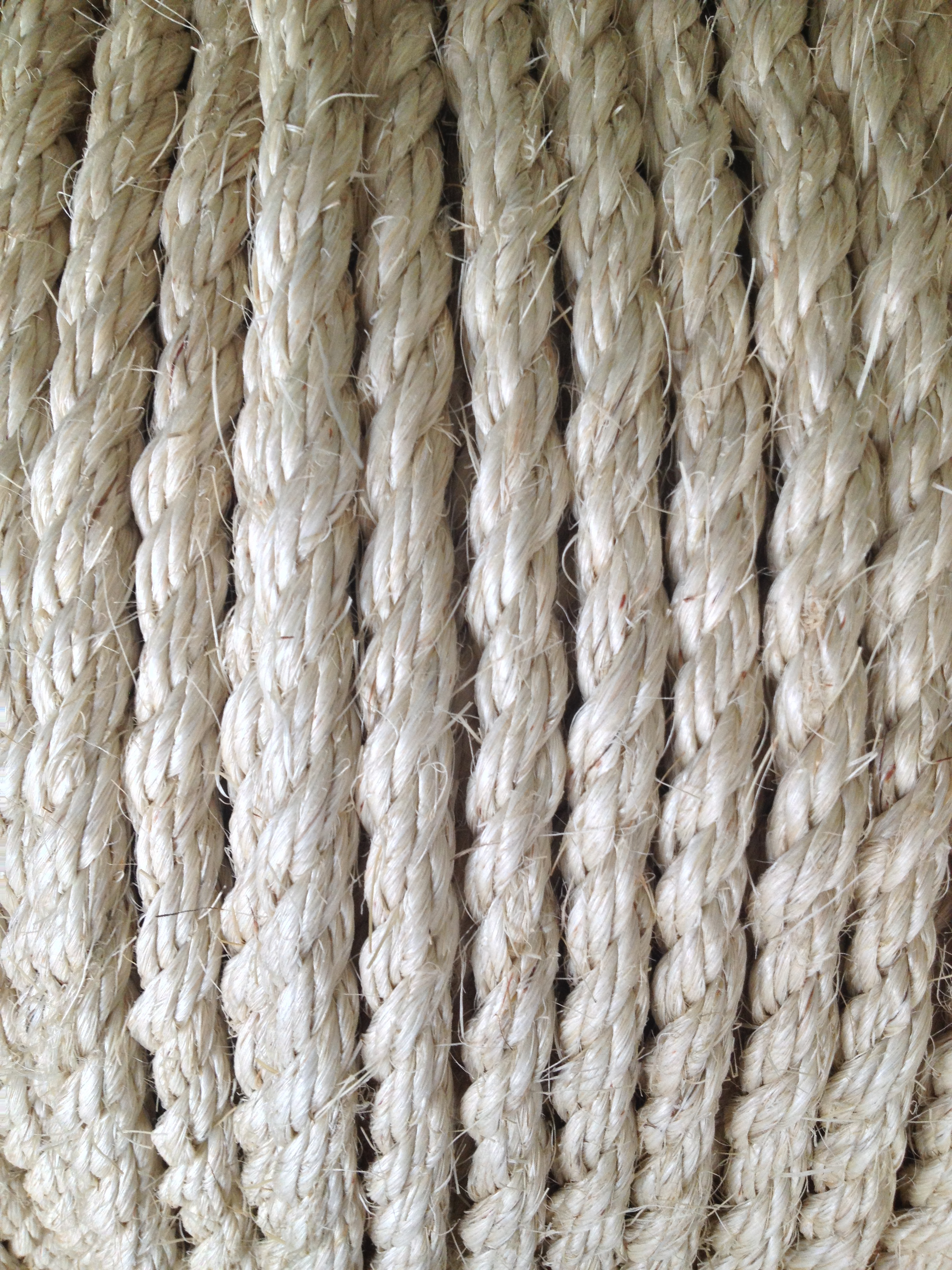 This is sisal rope