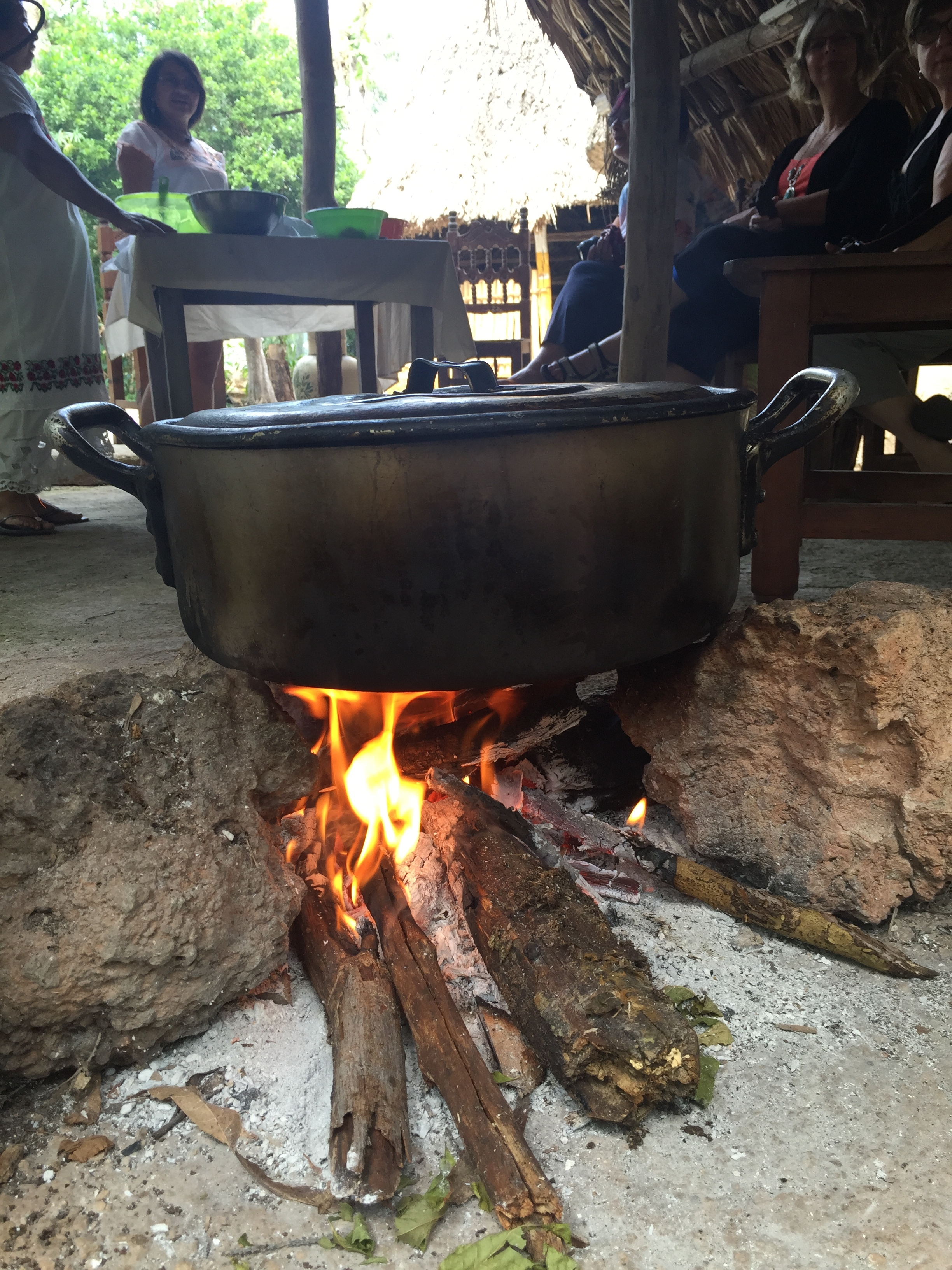 Casual, Fun, Cooking - An Authentic Experience, cooking real Yucatecan food, and eating it