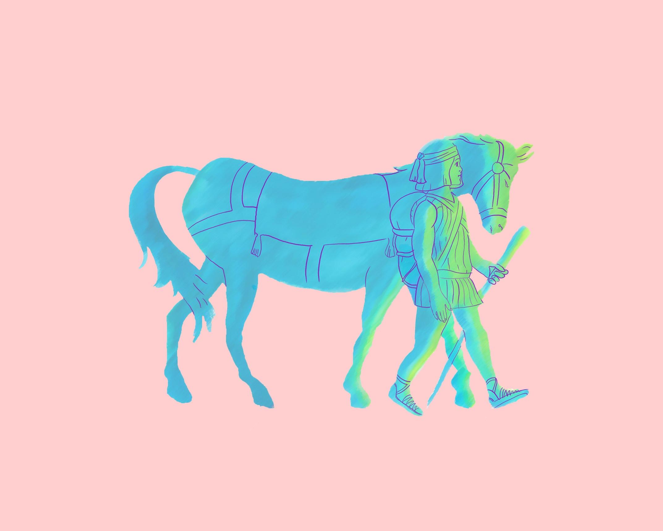 Horse Walker - Personal Work, 2018