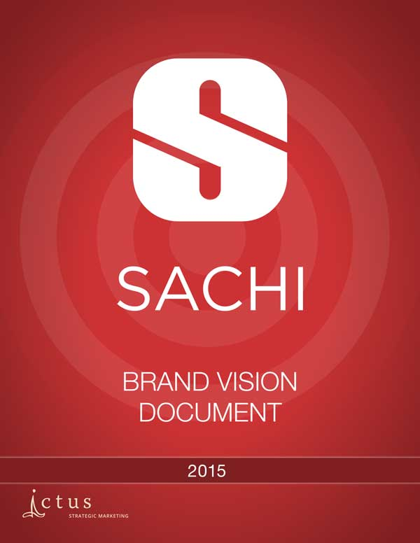 Brand Vision - It is essential to know who you are and how you will communicate your value.