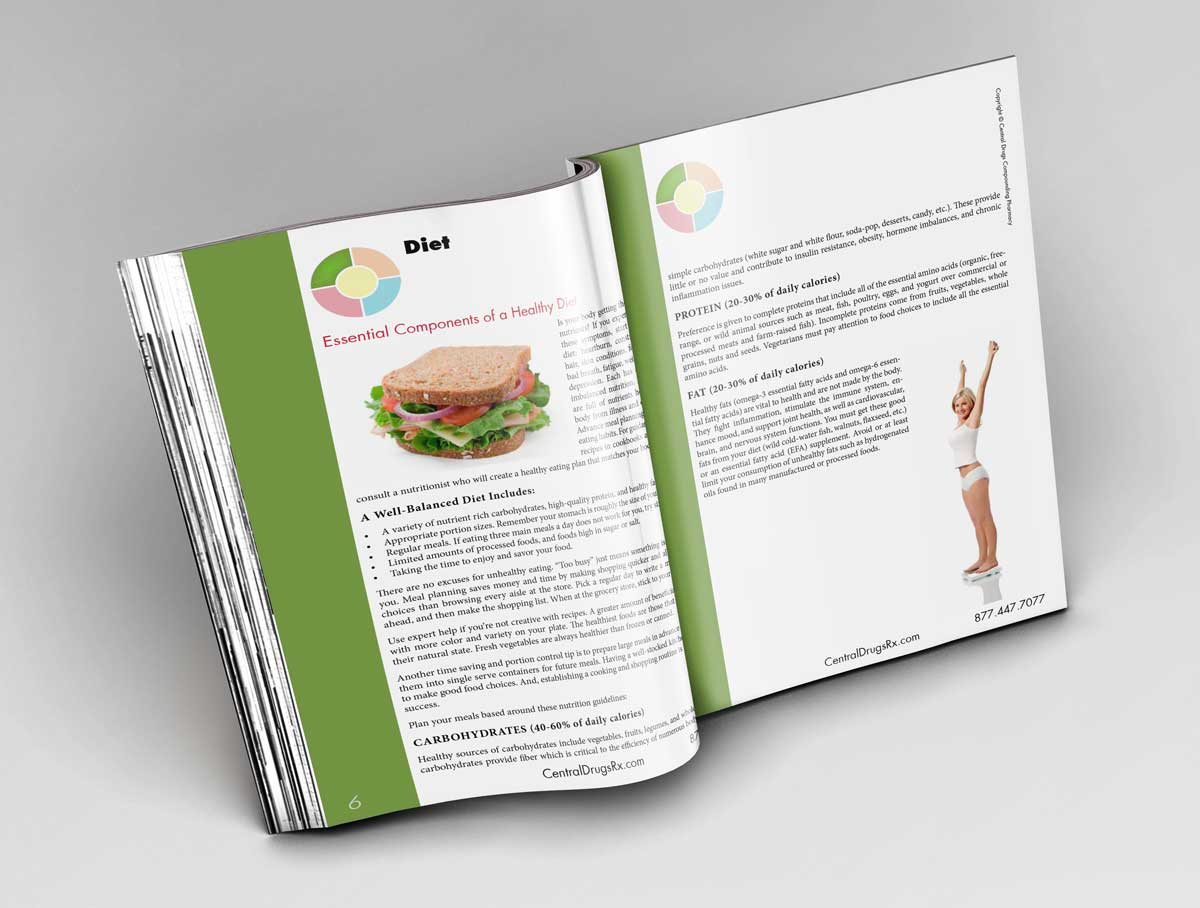 Life Essentials E-Book - We wrote a downloadable e-book for our patients to learn the foundational elements of living a healthy life.