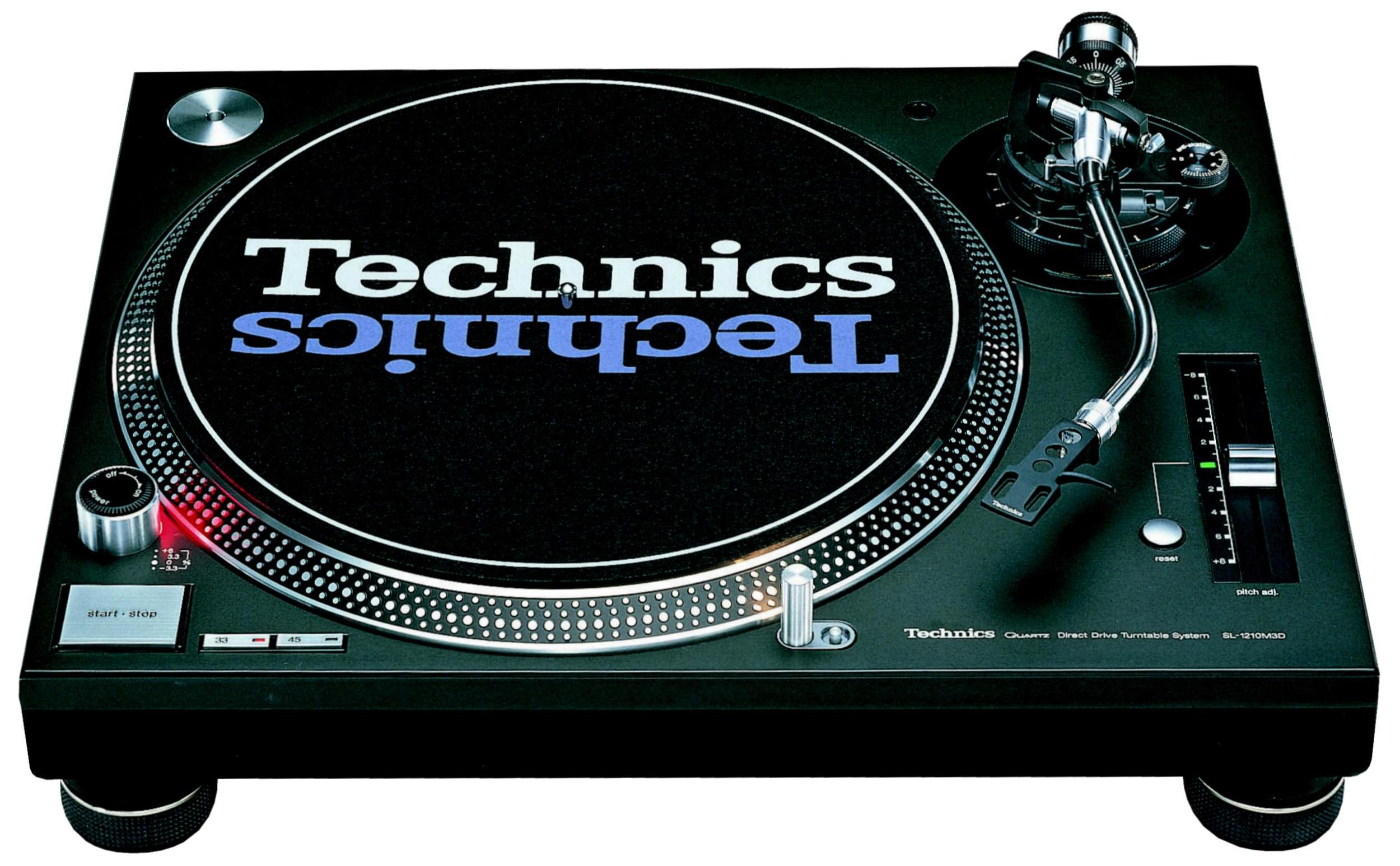 Technics SL-1210M3D (Late 90s model)