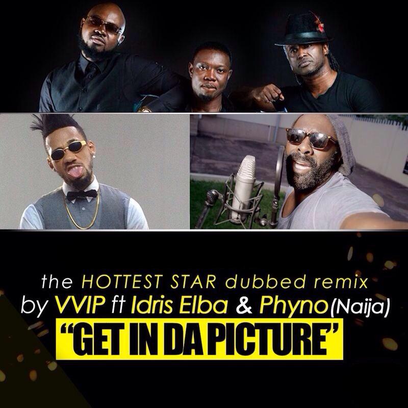 Idris Elba + Phyno join the Ghana rap veterans.