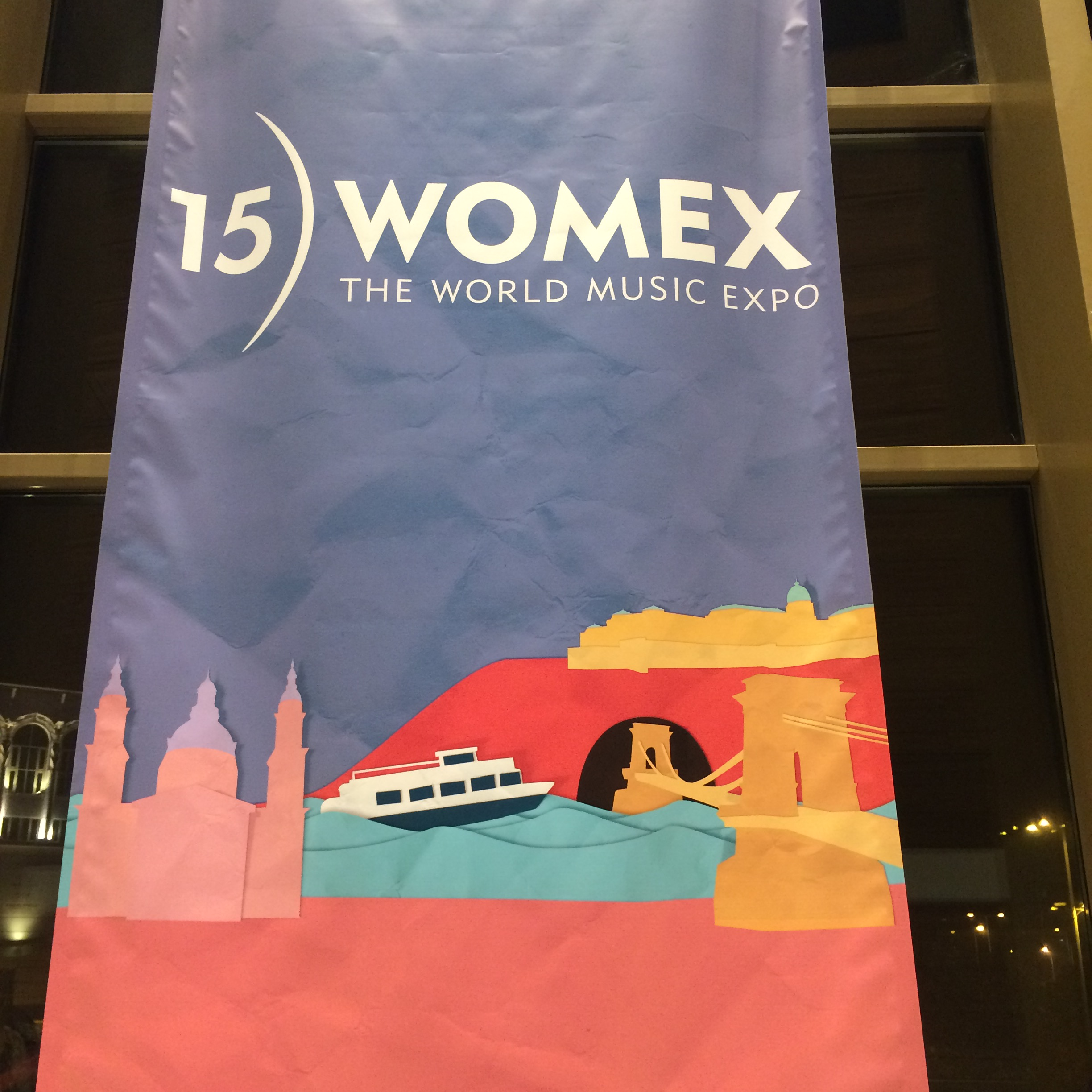 WOMEX banner