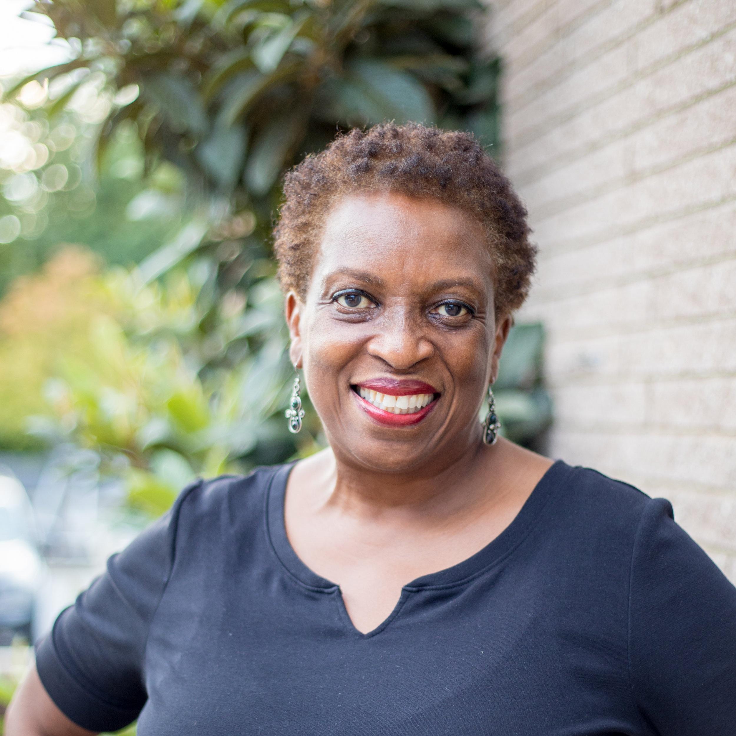 Carolyn Fludd