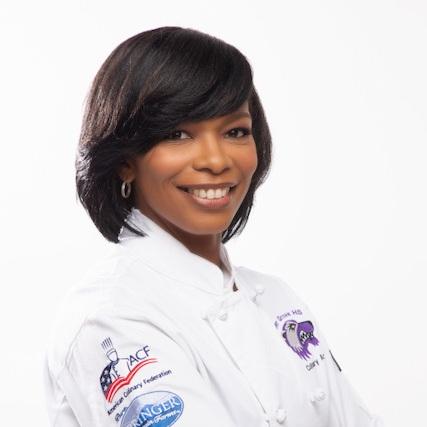 Keio Gayden   Dekalb County Schools Chef Instructor