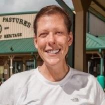 Jenni Harris   White Oak Pastures Director of Marketing