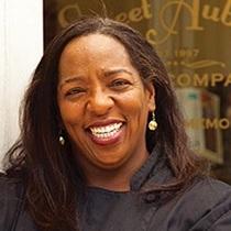 Sonya Jones   Restauranteur/Pastry Chef/Book Author