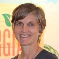 Alice Rolls    Georgia Organics  Executive Director