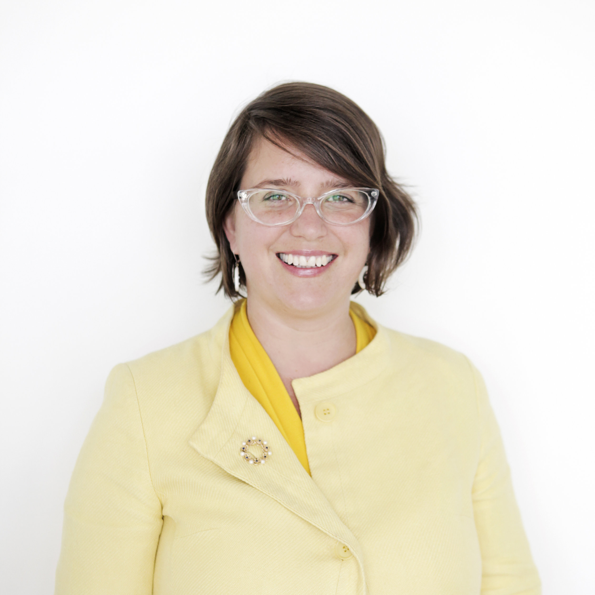 Judith Winfrey    PeachDish  President