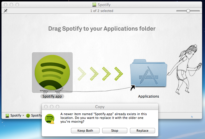 How to revert to the faster and better previous Spotify